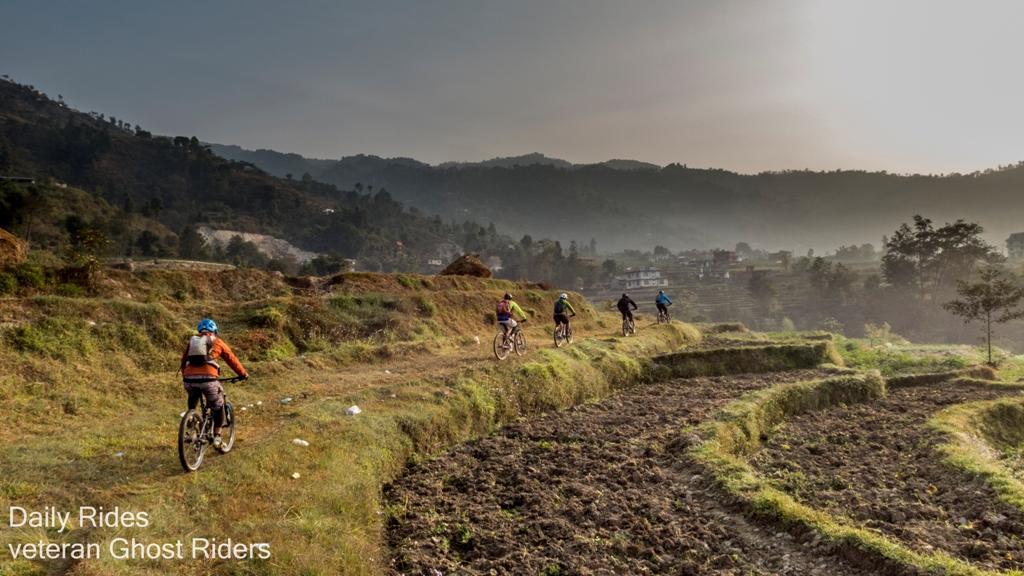 Kathmandu Valley Rides